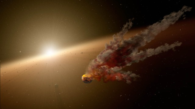 Spitzer Asteroid SAVE SAVE      14-226_0